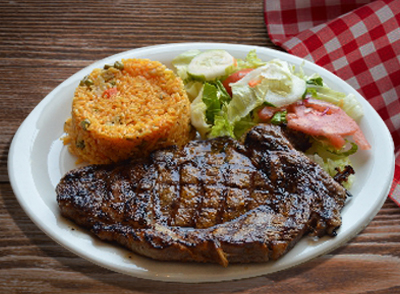 Rib Eye Steak … $21.75