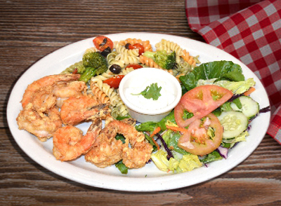 Hand Battered Shrimp - Camarones Empanizados… $13.50
