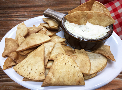 Fried Beans with nachos - Frijol con nachos… $7.99